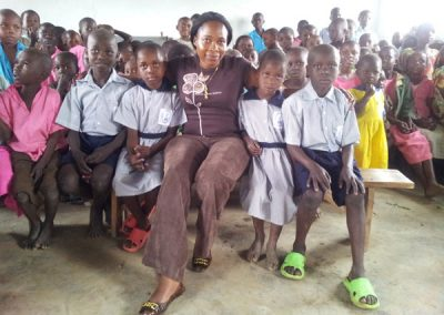 Barclays Uganda Project
