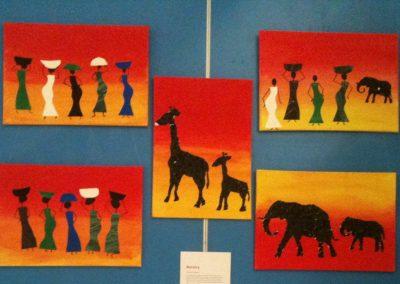 Rwanda inspired Arts Week 2014